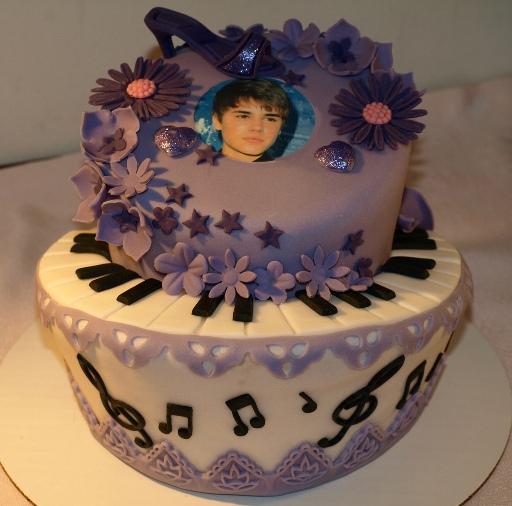 Swell Justin Bieber Birthday Cake 41 Stellas Place Funny Birthday Cards Online Elaedamsfinfo