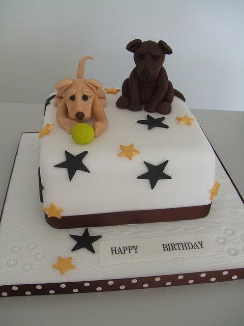 Labrador Cake Tin