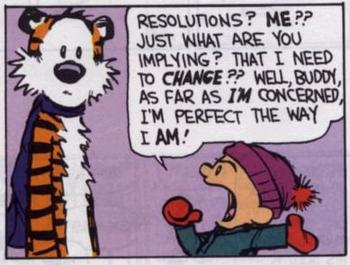May All Your Troubles Last As Long As Your New Yearu0027s Resolutions!