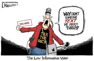 low-information-voter