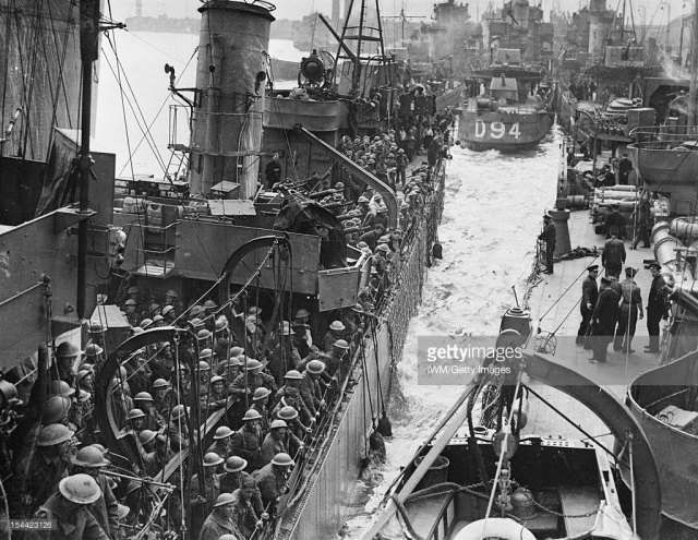 the-british-army-in-the-uk-evacuation-from-dunkirk-may-june-1940-picture-id154423126