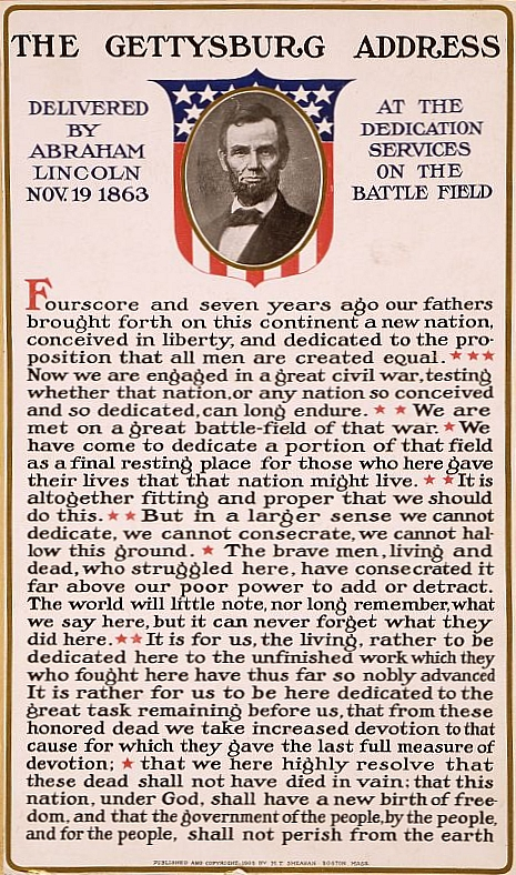 gettysburg_address_poster