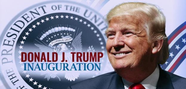 trumpinauguration2017