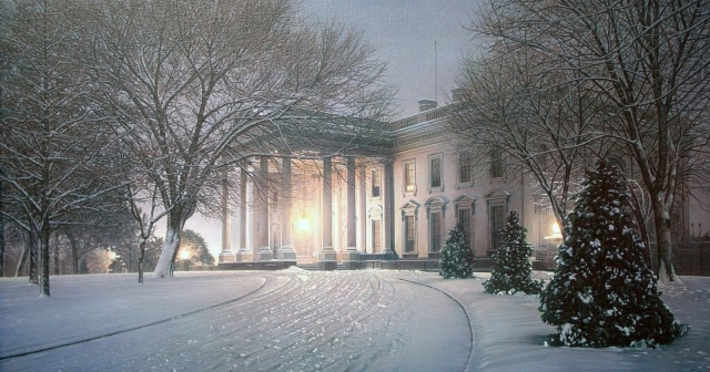 white_house_winter_painting