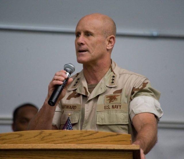 Vice Admiral Robert Harward Offered Job As National