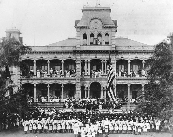 a focus on the annexation of hawaii in the us history As early as 1803, just after the united states negotiated the louisiana purchase, discussions in the united states of annexing the territory west of louisiana first began.