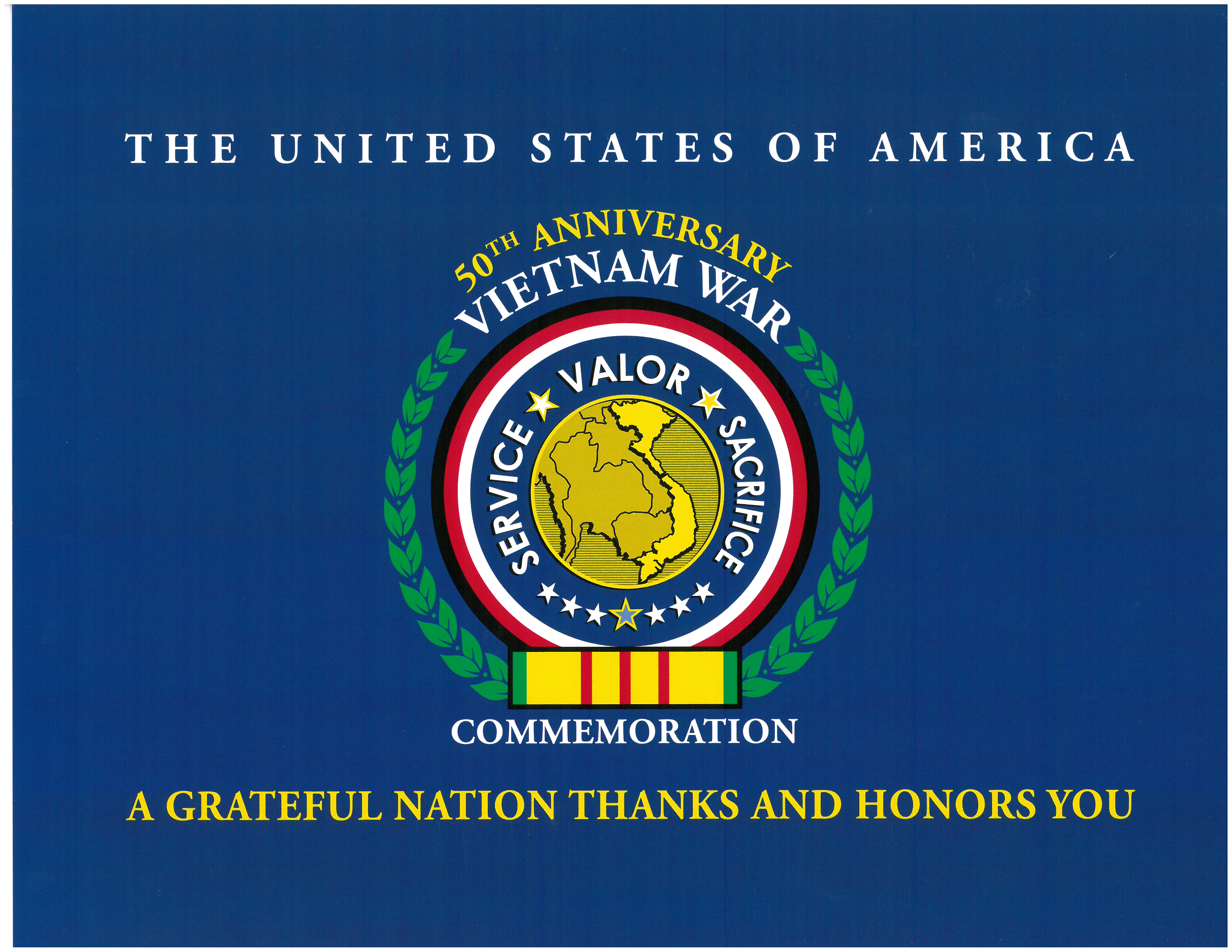 Presidential Proclamation Commemorating the 50th ...