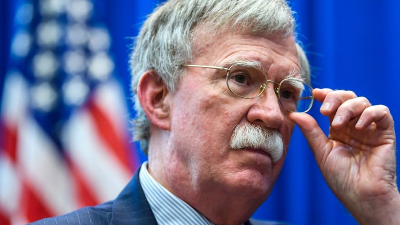 Johnbolton Trump Administration Closing Plo Mission