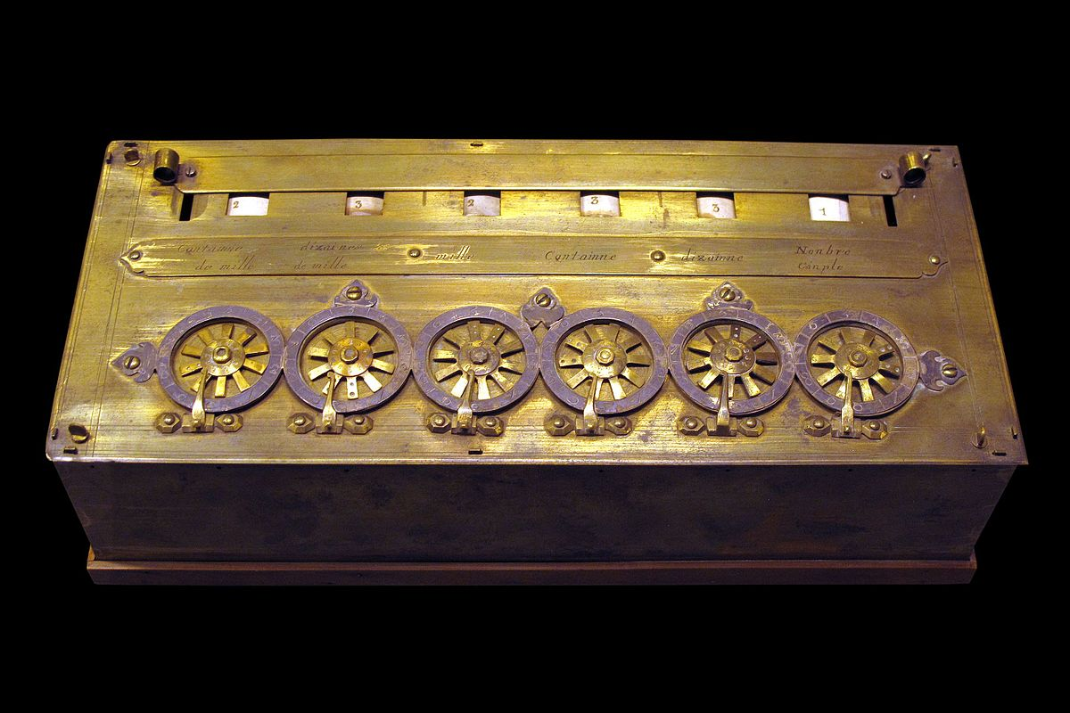 Pascal's calculator wikiwand.