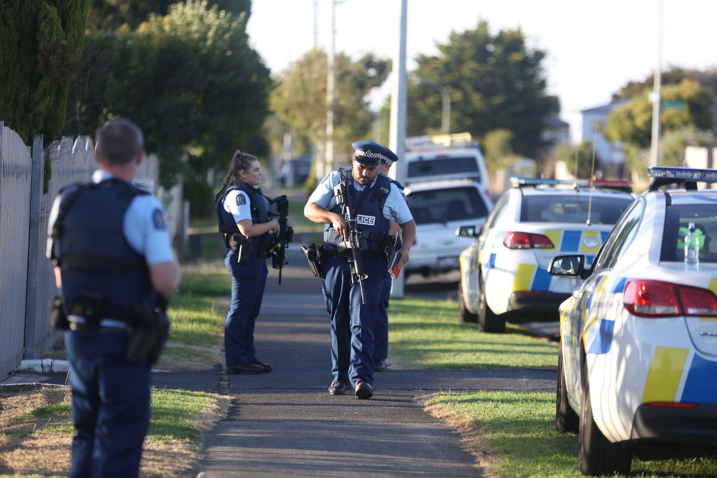 Shooting Nz Image: New Zealand Mass Shooting